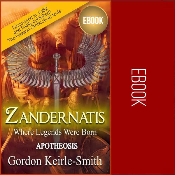 Zandernatis – Apotheosis eBook