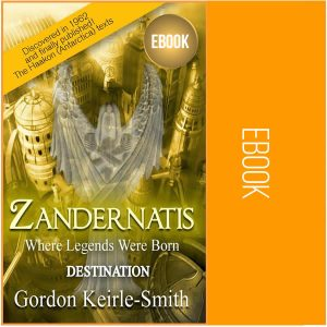 Zandernatis - Destination eBook | Genesis Antarctica