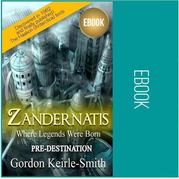 Zandernatis - Pre-destination eBook | Genesis Antarctica